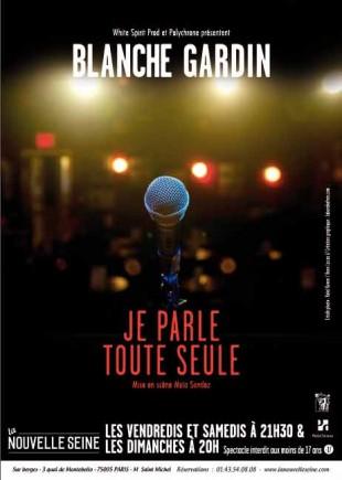 Blanche Gardin – «Je parle toute seule»