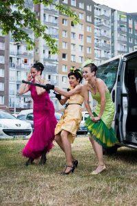 Dans les villes d'Ile-de-France, des spectacles gratuits et stimulants