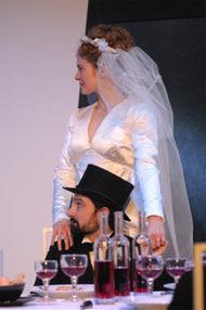 La noce de Brecht, mise en scène Patrick Pineau