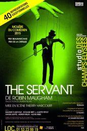 The Servant, de Robin Maugham, mise en scène Thierry Harcourt