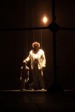 Anagrammes pour Faust, mise en scène Ezéquiel Garcia-Romeu