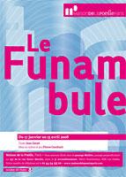 Le funambule de Jean Genet, avec Pierre Constant