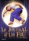 Le Journal d'un fou, librement adapté de Gogol, avec Christophe petit