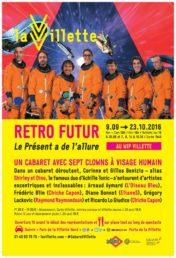Rétro futur, un cabaret entre tradition et modernité