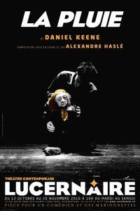 La Pluie de Daniel Keene, spectacle de marionnettes par Alexandre Haslé