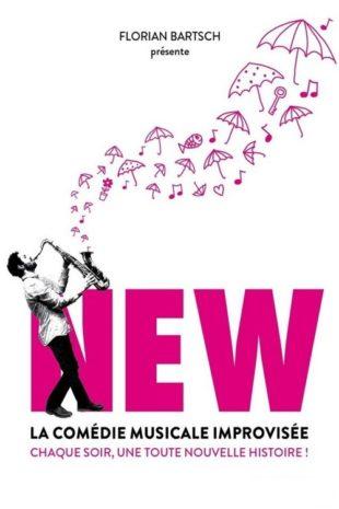 NEW – la comédie musicale improvisée