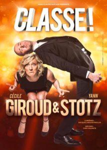 Classe! par Cécile Giroud et Yann Stotz