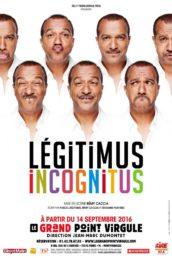 Pascal Légitimus – Légitimus Incognitus