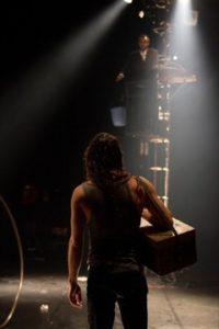 Kozhette, par le cirque Kozh