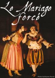 Le Mariage Forcé de Molière, mise en scène Jean-Denis Monory