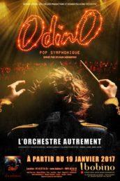 OdinO : l'orchestre pop symphonique de Sylvain Audinoski