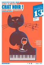 Chat noir! Cabaret des poètes et des gueux