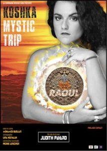 Judith Pavard dans Mystic Trip au théâtre Popul'air