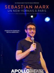 Sebastian Marx – Un New-Yorkais à Paris
