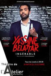 Yassine Belattar – Ingérable