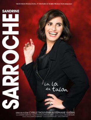 Sandrine Sarroche – La loi du talon