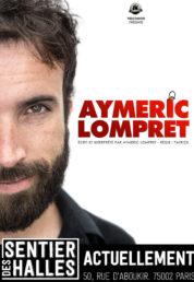 Aymeric Lompret au Sentier des halles
