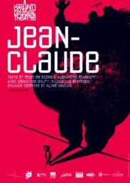 Jean-Claude, dans le ventre de son fils par le Grand Colossal Théâtre