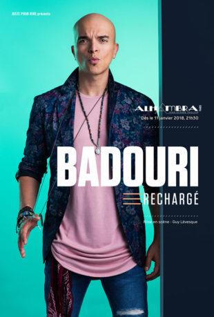 Rachid Badouri – Rechargé à l'Alhambra