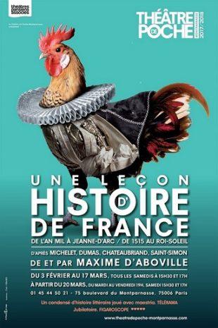 Une leçon d'histoire de France (de l'an mil à Jeanne d'Arc) de Maxime d'Aboville