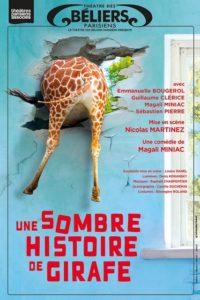 Une sombre histoire de girafe de Magali Miniac, mise en scène Nicolas Martinez