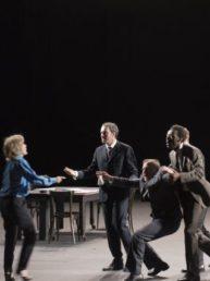 Ça ira (1) - Fin de Louis sur criticomique © Elizabeth Carecchio