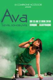 AVA,sa vie, sonœuvre au Cirque électrique