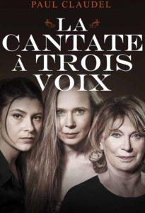La Cantate à trois voix, mise en scène par Tarik Benouarka