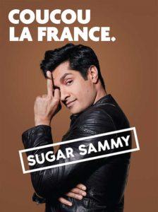 Sugar Sammy – Désolé, j'ai eu mon visa