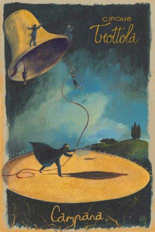 Campana, par le Cirque Trottola au Centquatre
