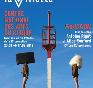 F(r)ICTION, le spectacle de la30e promotion du CNAC