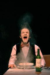 Célébration d'Harold Pinter au théâtre de Belleville