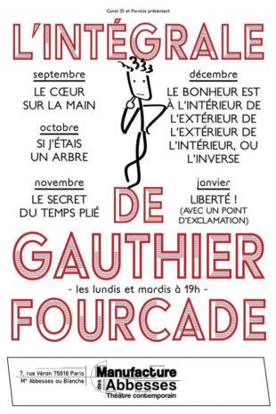 Gauthier Fourcade – Si j'étais un arbre