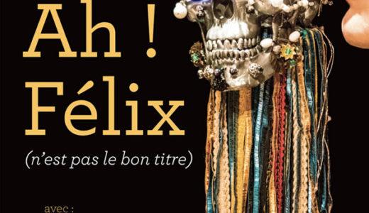 Ah ! Félix (n'est pas le bon titre), de Sonia Bester