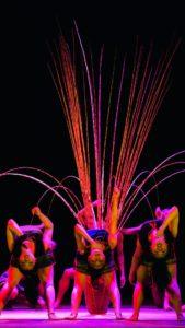 Teh Dar, par le Nouveau Cirque du Vietnam à la Villette