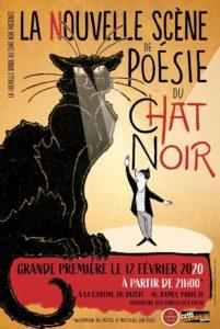 Compte-rendu de la scène virtuelle du Chat Noir