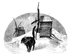 La scène virtuelle de poésie du Chat noir