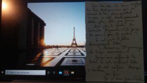 Image de François Ausburger pour la 2e scène virtuelle du Chat noir