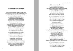 Poème de Tsu MC, extrait de son recueil