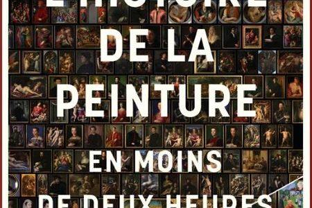 Hector Obalk – Toute l'histoire de la peinture en moins de deux heures