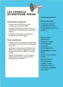 L'Atelier oratoire, chapitre Bertrand Périer 1