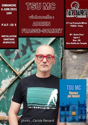 Affiche Tsu MC Slameur par hasard pour criticomique