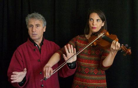 Critique du spectacle de Ralph Nataf et Sophie David, dans le Projet Valjean adapté des Misérables